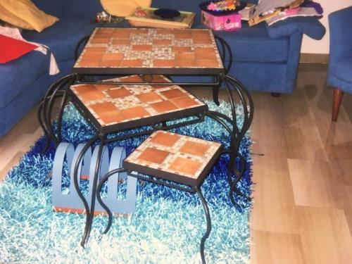 tavoli in ferro battuto Cartoceto PU