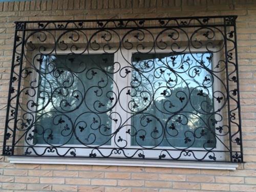 inferriate per finestre Cartoceto PU