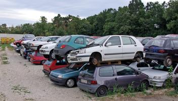 Rottamazione veicoli con ritiro a domicilio