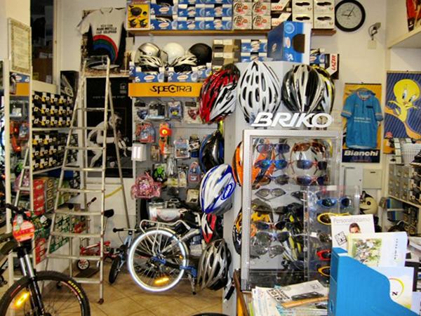 negozio di biciclette la bicicletta roma prati