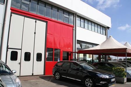 Officina Meccanica Citroën