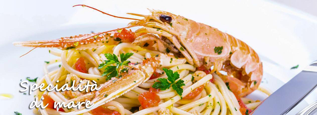 ristorante specialità di pesce marino castelli romani