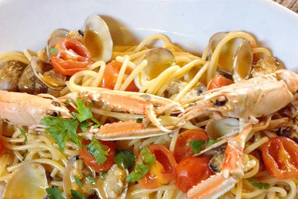 osteria trinca cucina di pesce marino castelli romani