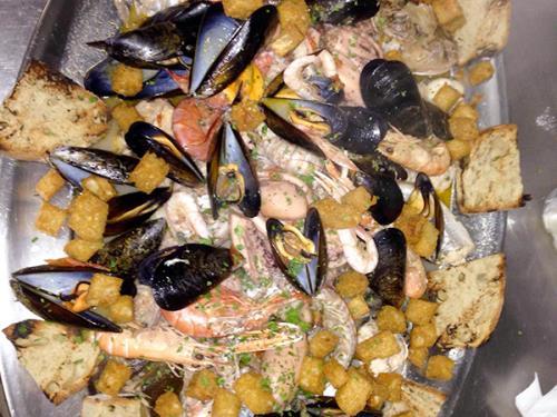 ristorante di pesce marino castelli romani