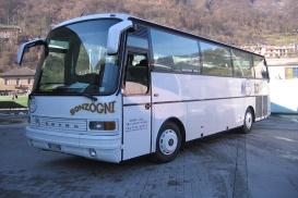 flotta bus turistici Bergamo