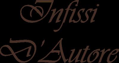 Infissi d'autore logo