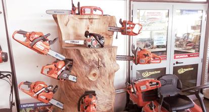 motoseghe e macchine per giardinaggio Cadeo