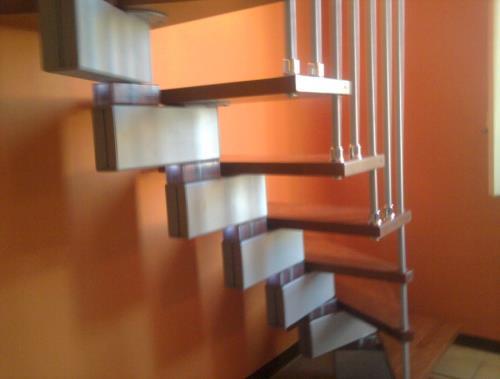scale legno trapani