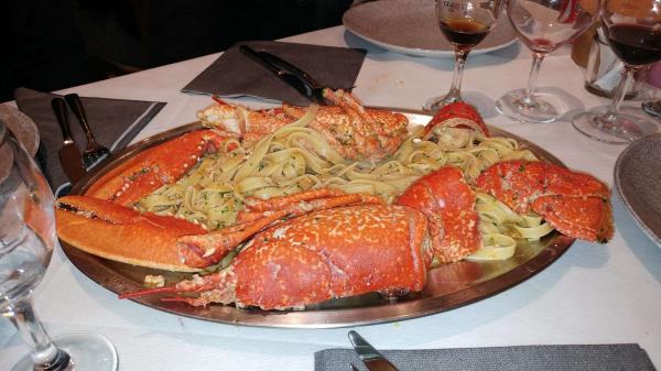 ristorante di pesce Trieste