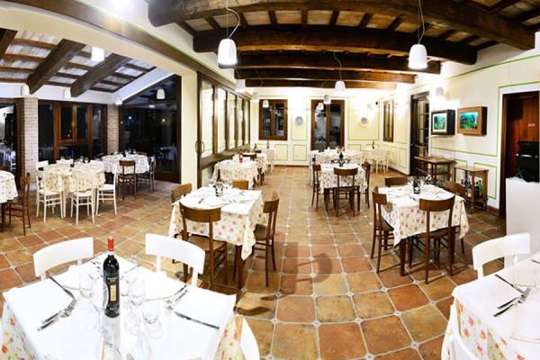 ristorante con cucina umbra Castiglione del Lago PG