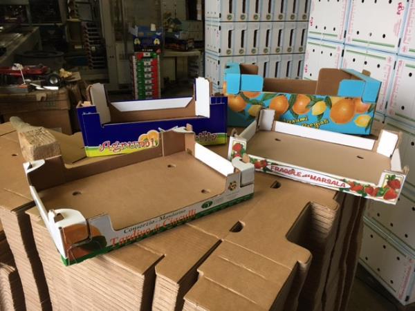 produzione imballaggi Palermo