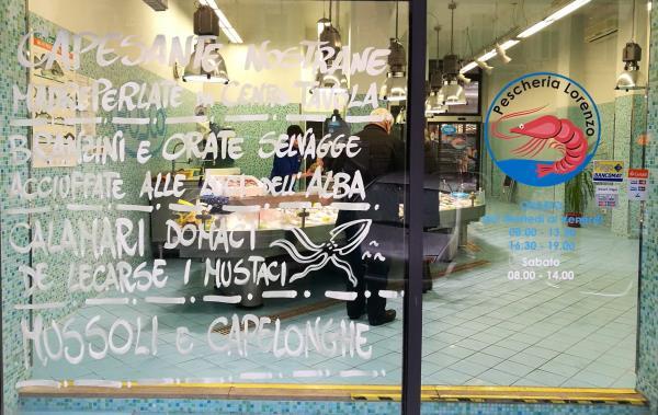 pescheria pesce fresco Trieste
