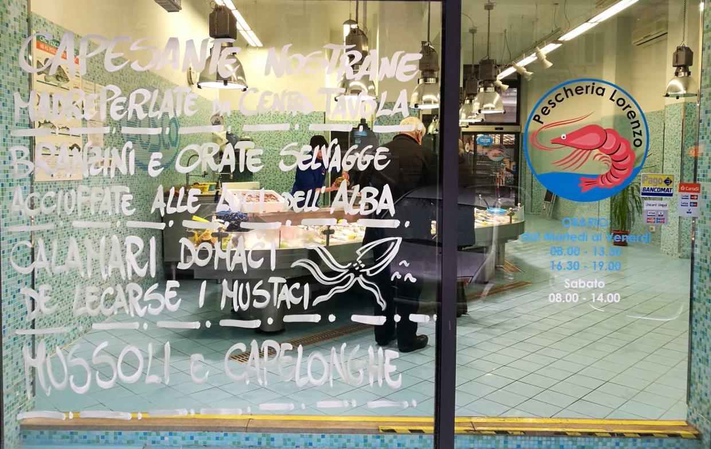negozio pesce fresco orari Trieste