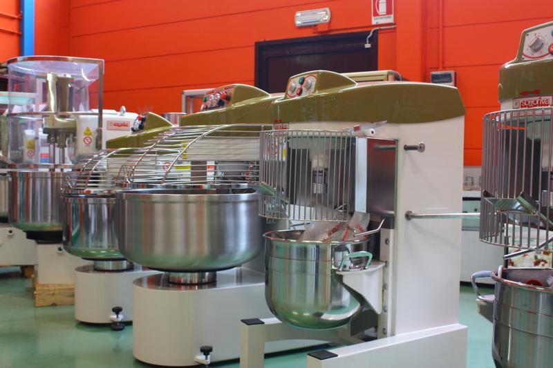 Macchine per gelaterie
