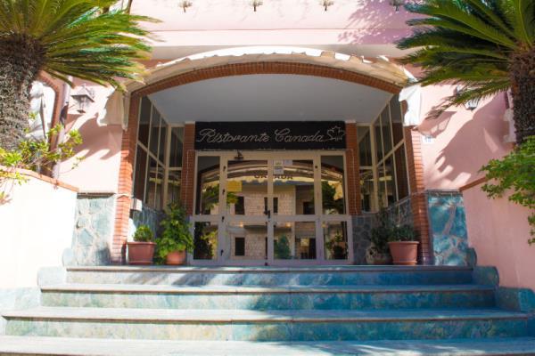 Hotel Ristorante Canada Falerna Catanzaro
