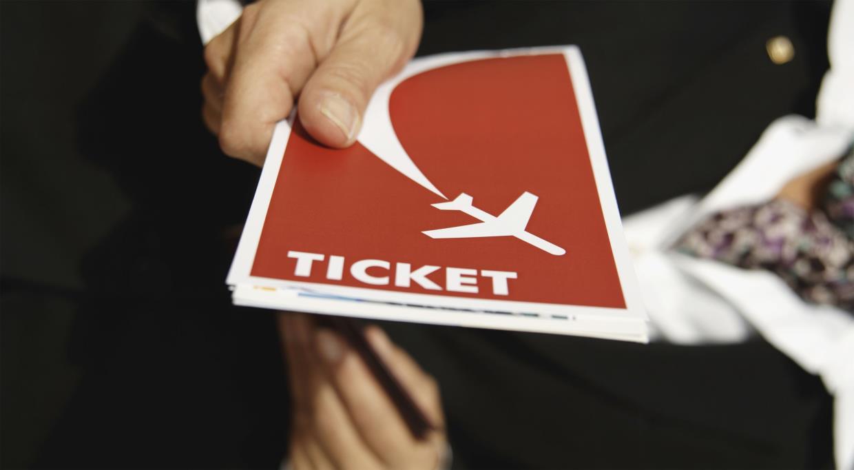 Biglietteria aerea e ferroviaria