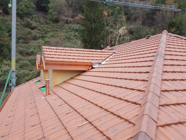 rifacimento tetti Como