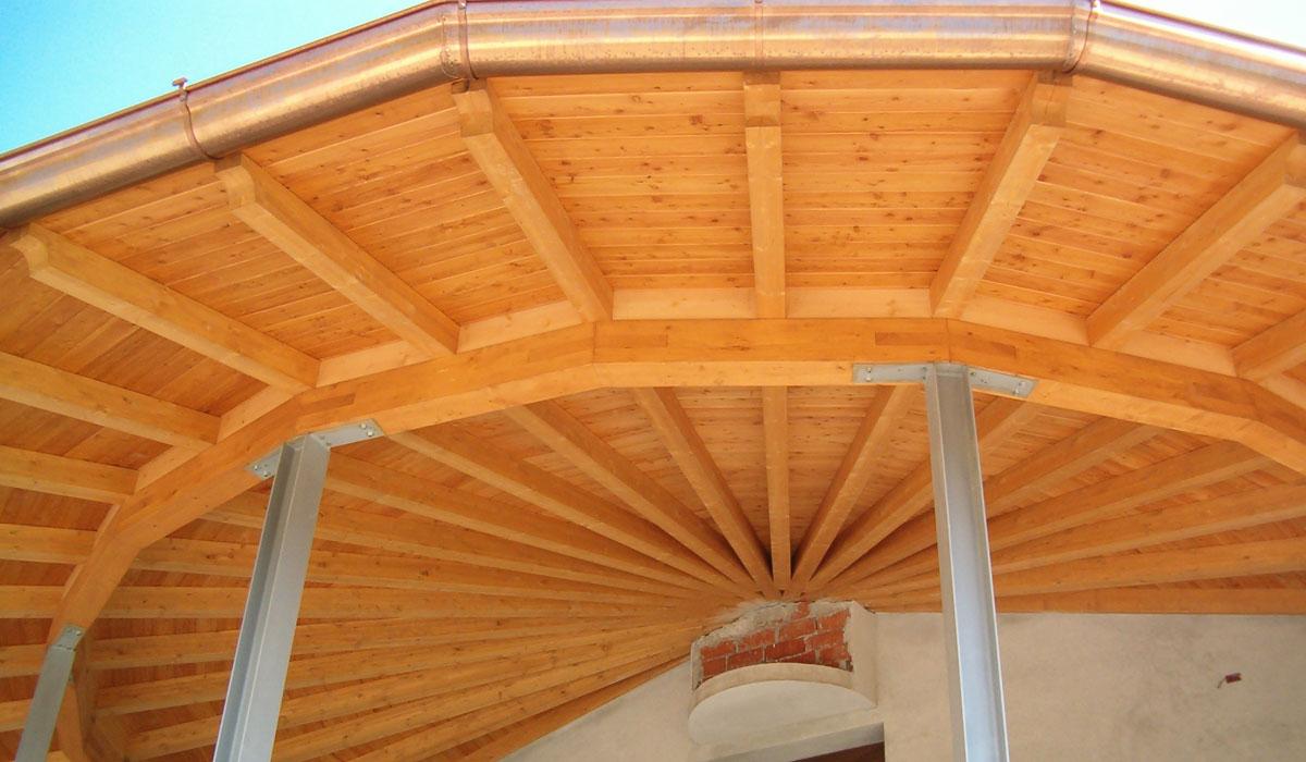realizzazione tetti in legno chiavi in mano como