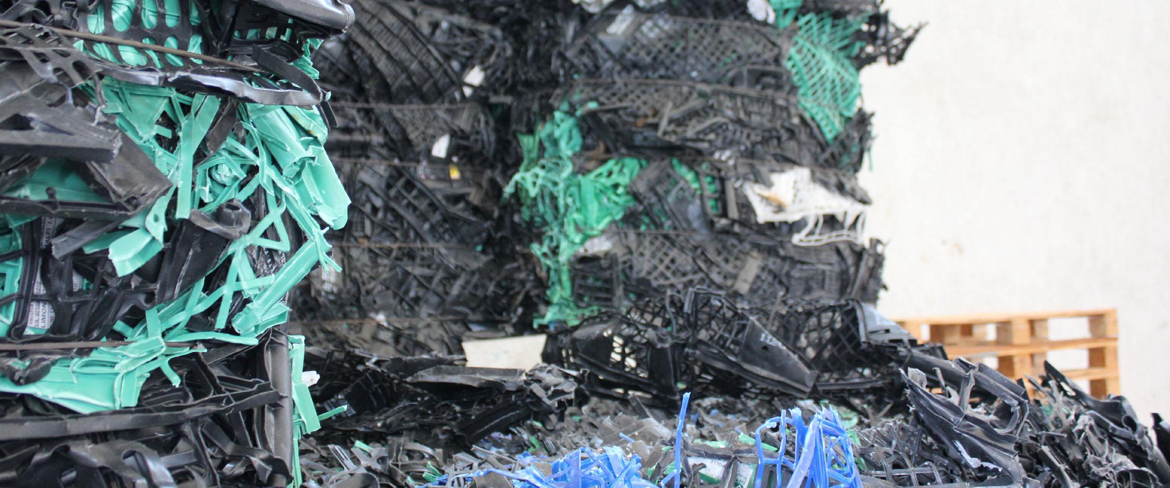 recupero, trasporto, smaltimento, imballaggi plastica