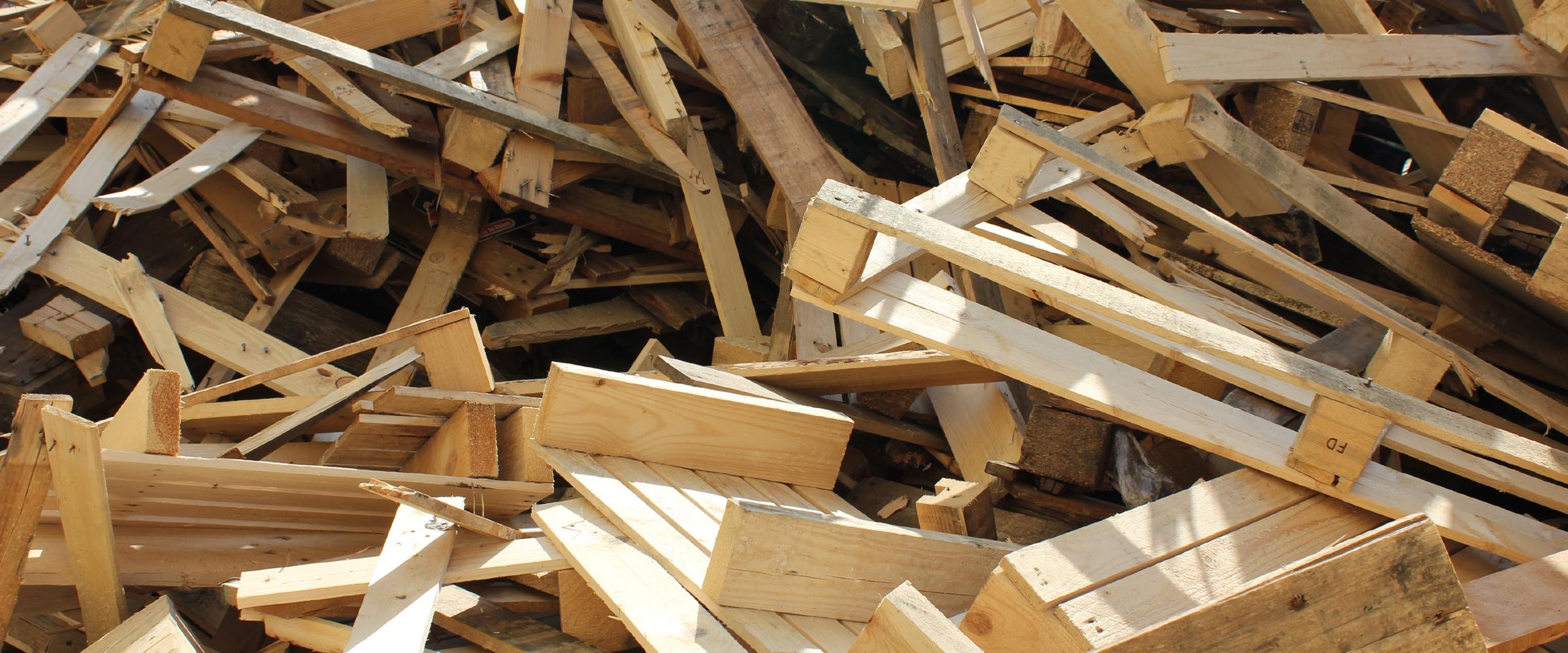 recupero, trasporto, smaltimento, legno e legname
