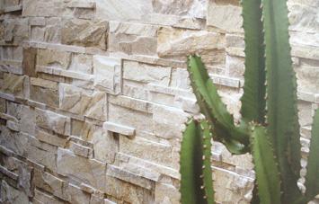 parete in pietra naturale Cortina D'Ampezzo Belluno