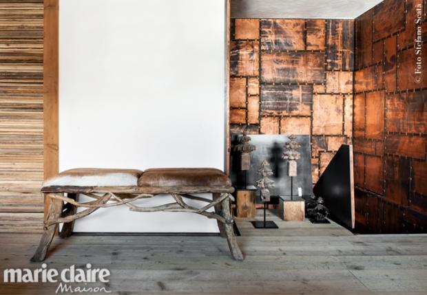 arredamento in legno Cortina D'Ampezzo Belluno