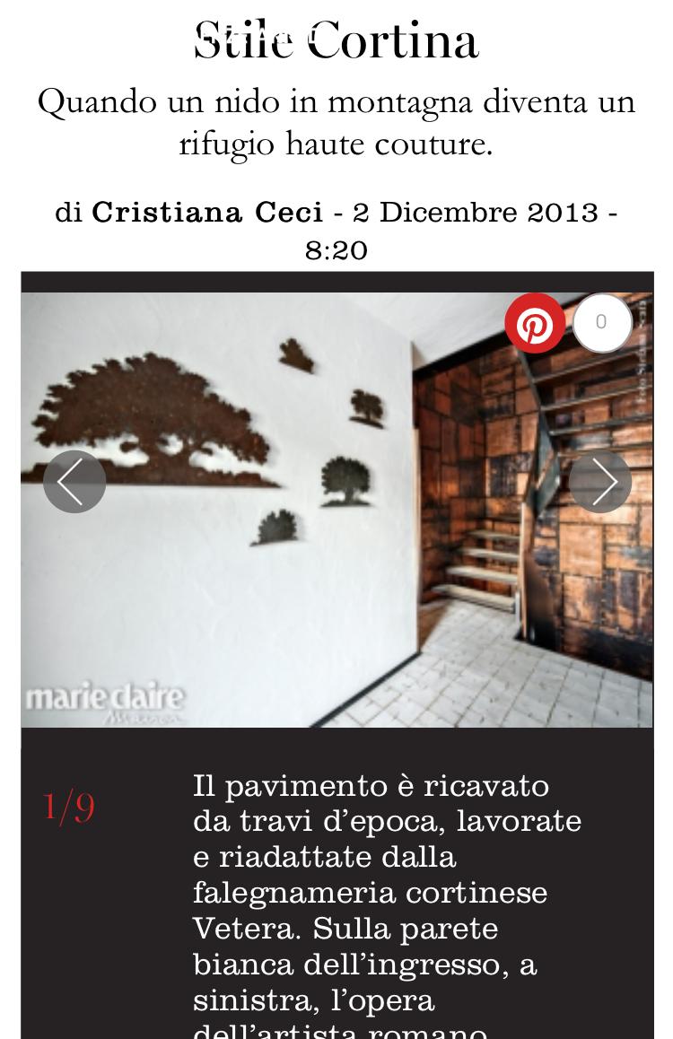 posa in opera pavimenti Cortina D'Ampezzo Belluno