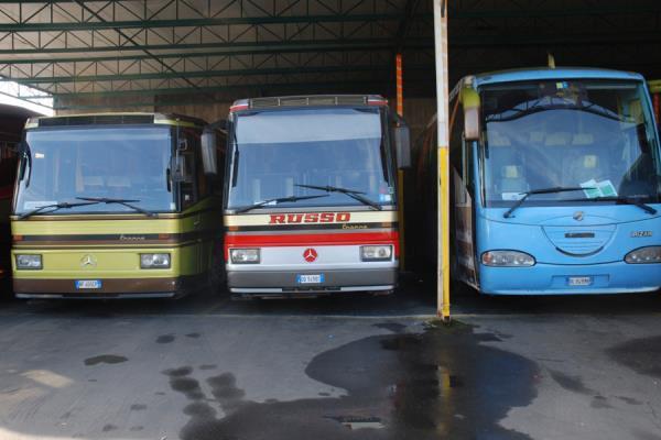 Auto bus Catania