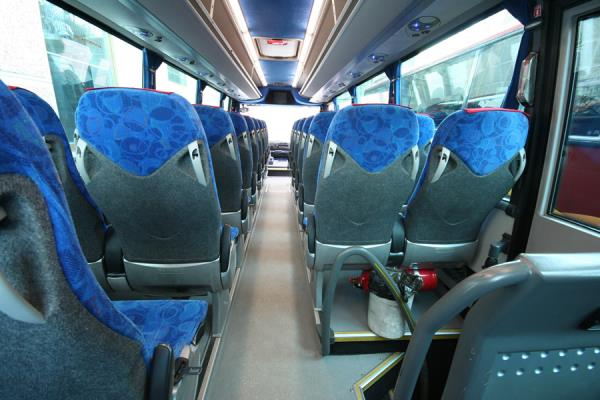 Autobus per congressi