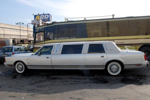 Servizio VIP e Limousine Service