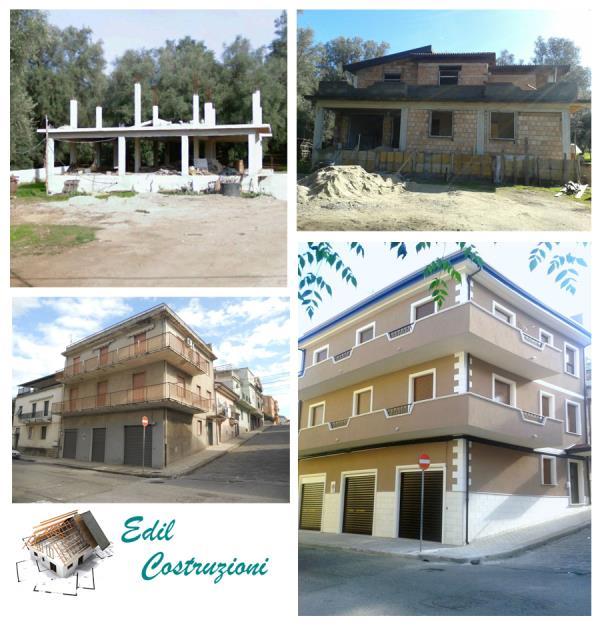 Costruzioni ristrutturazioni edili