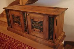 Costruzione mobili legno Vodo Cadore Belluno