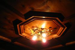 Realizzazione soffitto legno Vodo Cadore Belluno
