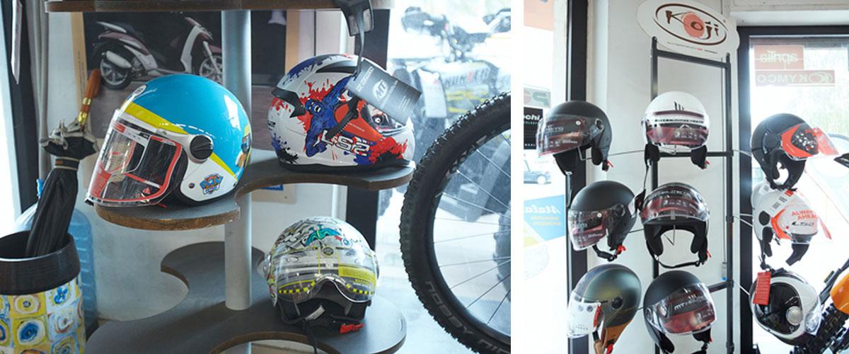 accessori bicicletta Viterbo
