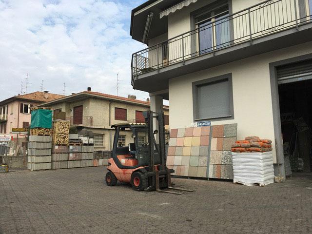 vendita materiali per edilizia Lombardia