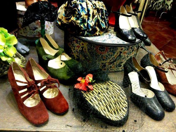 moda vintage Palermo
