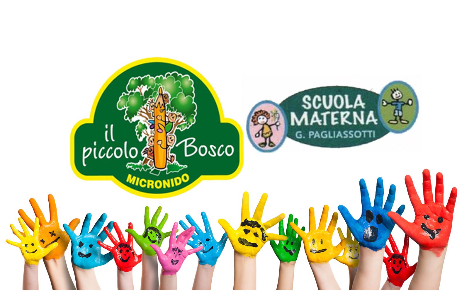 """Scuola Materna G. Pagliassotti Micro - nido """"Il Piccolo Bosco"""""""