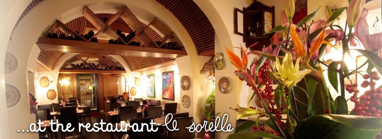 Ristorante Le Sorelle Roman cuisine Rome centre