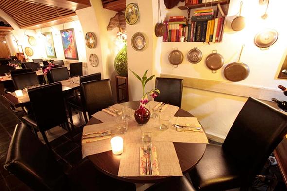 Cuisine Ristorante Le Sorelle Rome centre