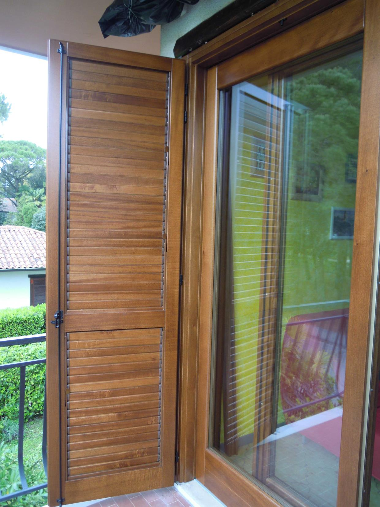 Serramenti legno Azzano Decimo Pordenone