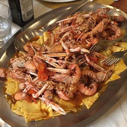 primii piatti di pesce Trieste