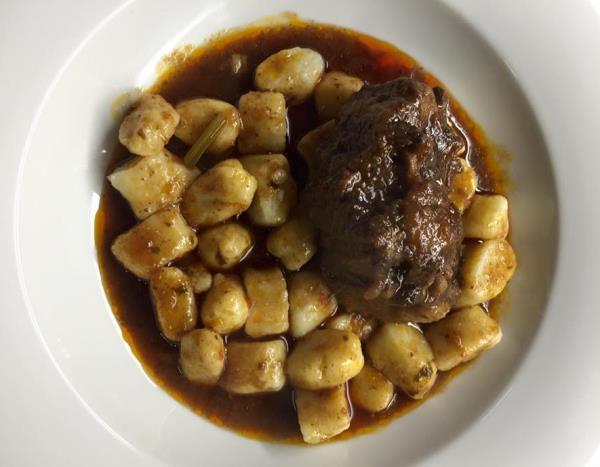 pranzo a buffet Trieste