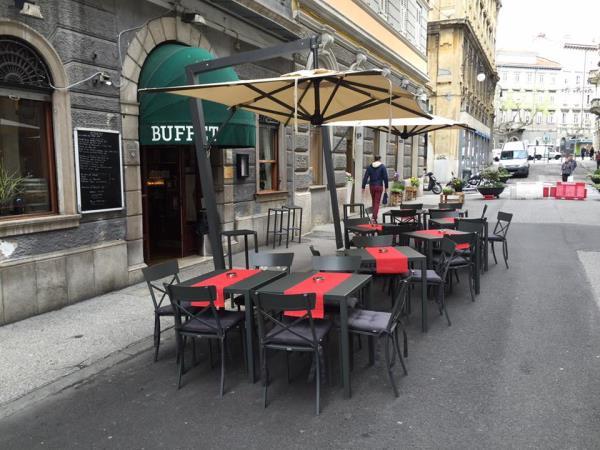 ristorante buffet Trieste centro