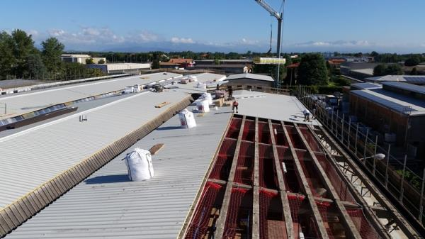 rifacimento tetti e coperture Milano
