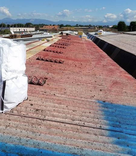 rimozione amianto Milano