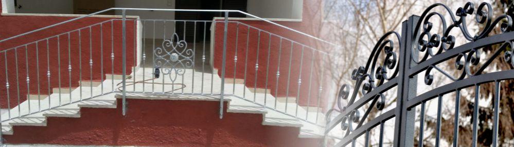realizzazioni tettoie scale cancelli marsala