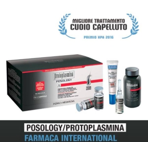trattamenti capelli protoplasmina MAssa