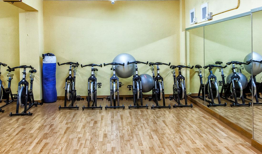 corsi fitness Sassari