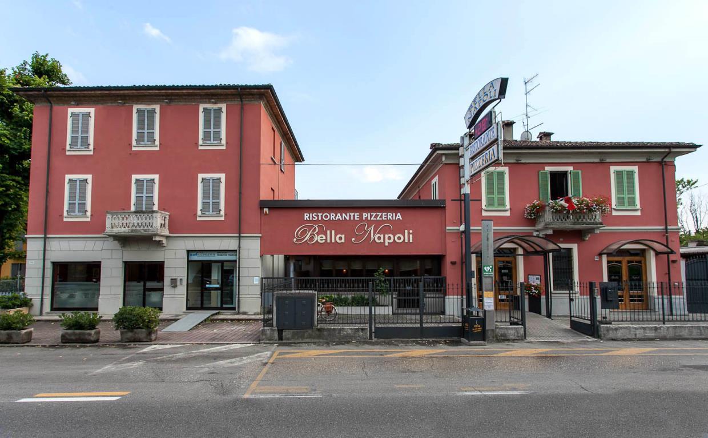 Ristorante Pizzeria Bella Napoli Piacenza