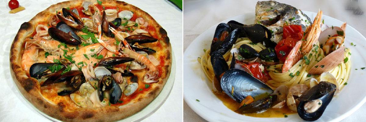 ristorante di pesce Villapiana Cosenza